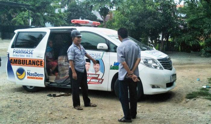 Ambulance Gratis NasDem