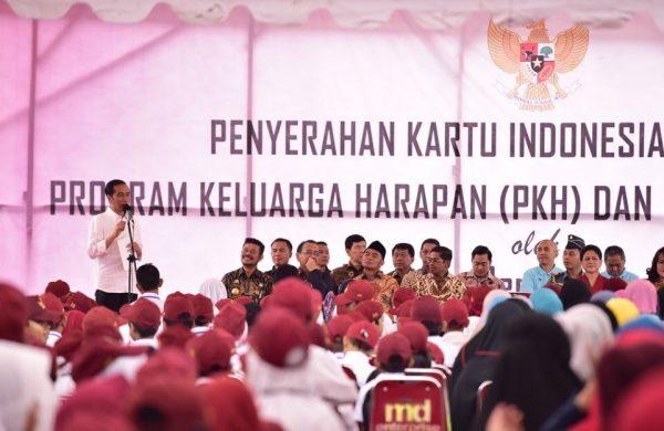Jokowi di Gowa