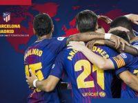 Live streaming la liga Barcelona vs Atletico
