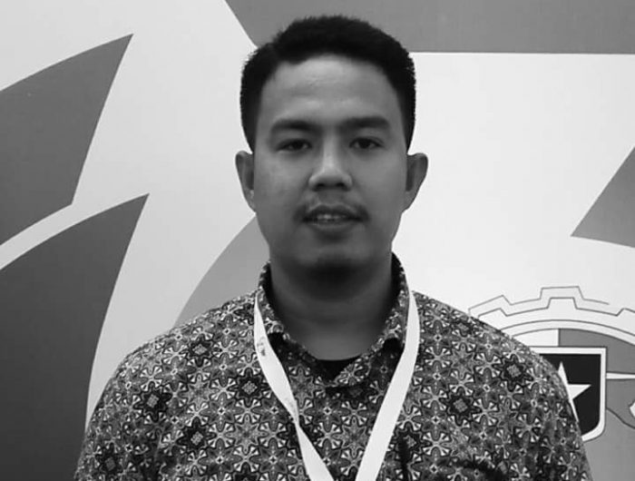 Sekertaris Umum Koperasi Pemuda Indonesia, Muhammad Risal