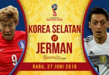 Korea Selatan vs Jerman