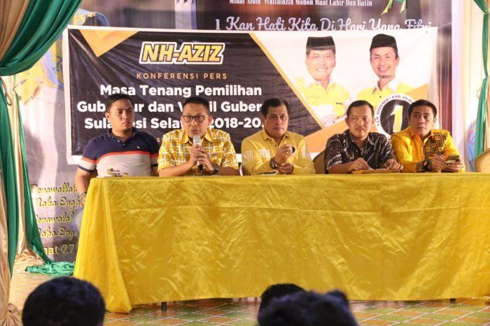 NH Ingatkan Menteri tak Intervensi Bupati