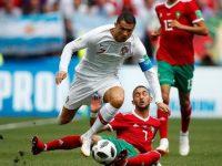 Ronaldo penentu menang tipis portugal