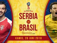 Serbia vs Brasil vs Serbia