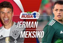Jerman vs Meksiko