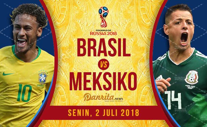 Brasil vs Meksiko