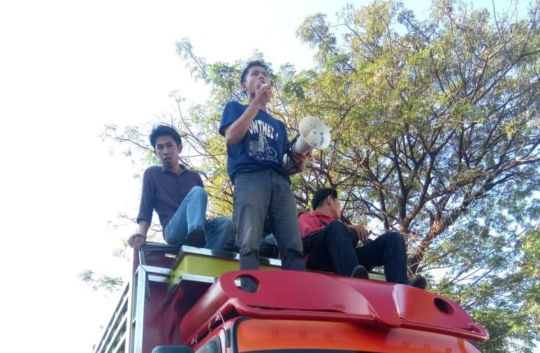 Demo Mahasiswa Unismuh
