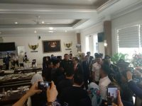 Sinyal Cawapres Jokowi terlihat saat Bertemu TGB di Acara NasDem
