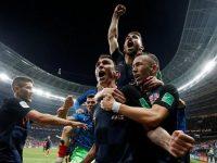 Kroasia cetak sejarah baru