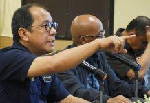 Kunjungan kerja Komisi III DPR RI Akbar Faizal di Kejati Sulsel