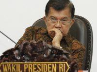 Wakil Presiden RI Jusuf Kalla (JK)