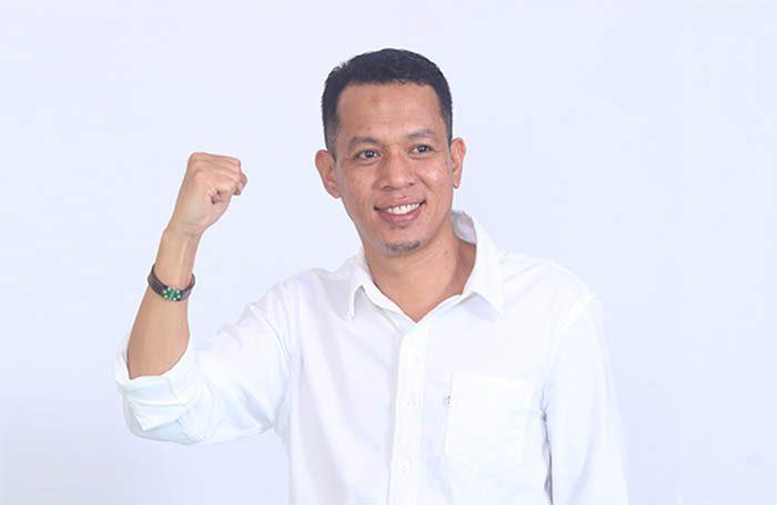 Arief Saleh Wajo nomor urut 7 di DCS