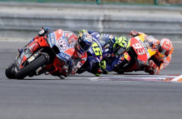 MotoGP 2018 Austria