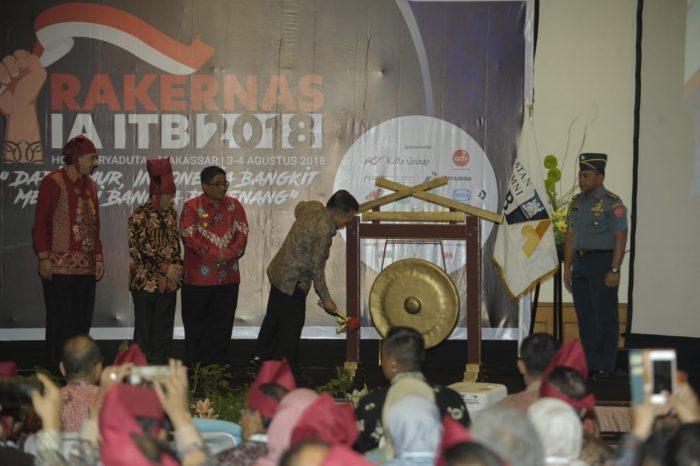 ITB Pilih Makassar Tempat Rakernas Ikatan Alumni