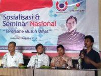 PEMULA dan SKK Migas Gelar Sosialisasi dan Seminar Nasional