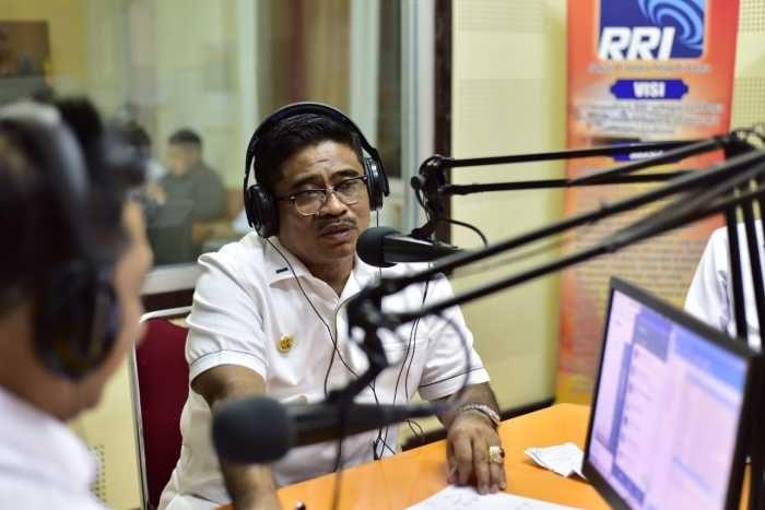 Penjabat Gubernur Sulsel, Soni Sumarsono