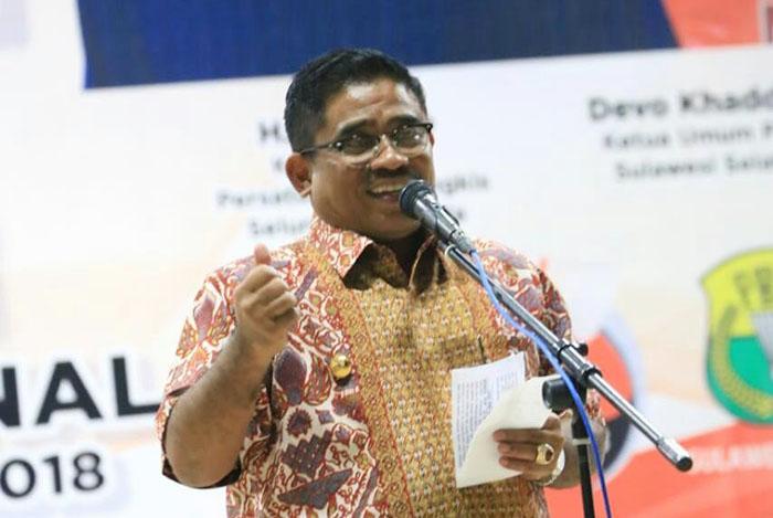 Penjabat Gubernur Sulsel Soni Sumarsono