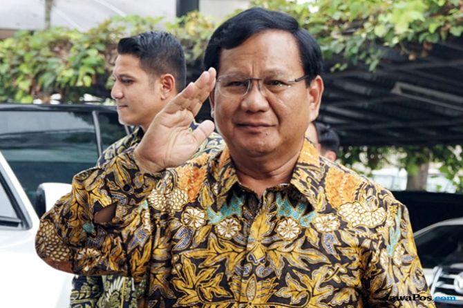 Prabowo Subianto akan Deklarasikan Cawapres besok