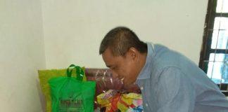Bupati Wajo Terpiluh Amran Mahmud Silaturahmi Warga Asal Wajo di Makassar