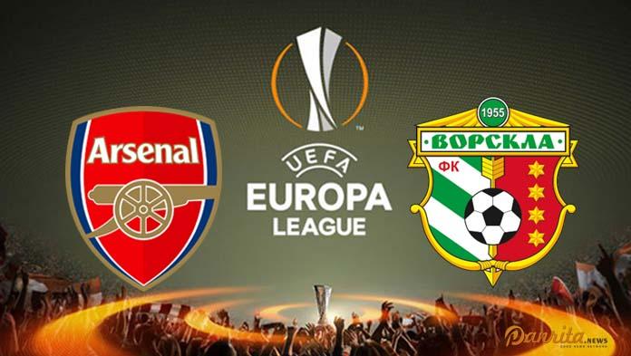 Arsenal vs Vorskla