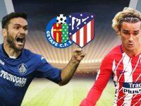 Getafe vs Atletico Madrid