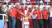 Gubernur Sulsel Buka Porda XVI di Pinrang