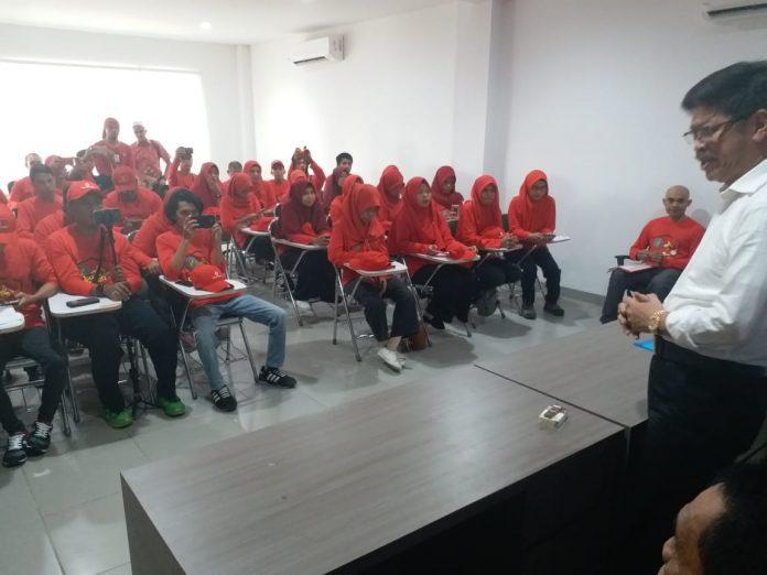 IYL Resmi Lepas Kontingen PMI Sulsel Ikuti TKRN 2018