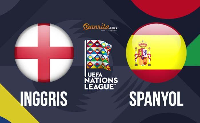 Inggris vs Spanyol