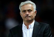 Jose Mourinho © mufc