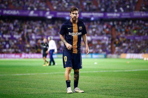 Lionel Messi © AFP