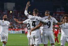 Real Madrid © AFP