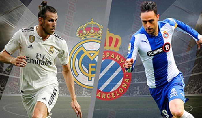 Real Madrid vs Espanyol