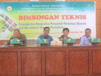 Tingkatkan Inovasi Pertanian Barru, BPTP Sulsel Gelar Bimtek