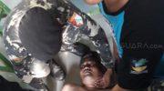 Anggota banser NU bernama Jatmiko (48) tewas diduga karena serangan jantung, Jumat (26/10/2018). Ia tewas di markas Gerakan Pemuda (GP) Ansor, Jalan Keramat Raya, Jakarta Pusat. [Suara.com/Walda Morison]