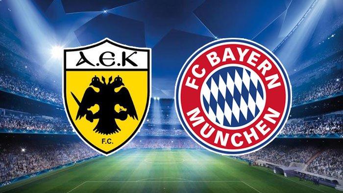 AEK Athena vs Bayern Munchen