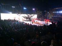Acara Penutupan Makassar Internasional Eight Festival and Forum 2018