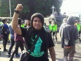 Aktivis PMP2H Muhammad Warakaf