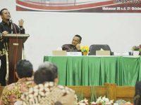 Andi Sudirman Sulaiman membuka Assesment Pejabat Eselon II lingkup Pemprov Sulsel