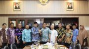 Bupati Barru Terima Kunjungan Kepala BPKP Sulsel