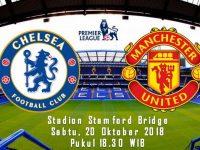 Chelsea vs Manchester United (MU)
