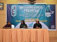 Intermediate Traiing HMI Cabang Gowa Raya
