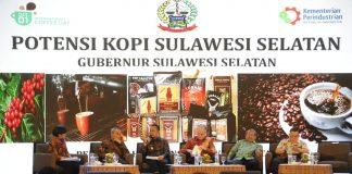 International Coffee Day (Hari Kopi Internasional) di Hotel Claro, Makassar, Senin (15/10)