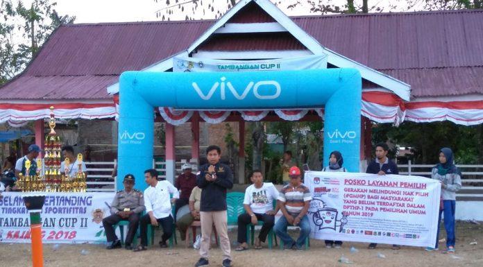 KPUD Bulukumba menggelar sosialisasi Gerakan Melindungi Hak Pilih (GMHP)