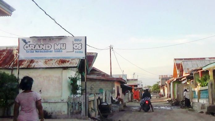 Lokalisasi Tondo Kiri. (FOTO: IST)