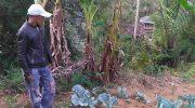 Lokasi keributan dua warga di Kampung Citongeret, Garut, Jawa Barat