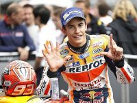 Marc Marquez Raih Juara Dunia Ke Tujuh MotoGP