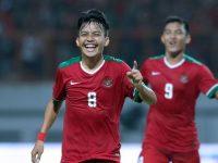Pemain tengah Timnas Indonesia U-19, Witan Sulaiman