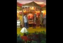 Pesta Pernikahan Digelar di Masjid Diiringi Organ Tunggal