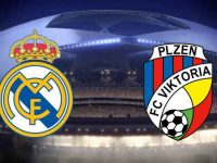 Real Madrid vs Viktoria Plzen