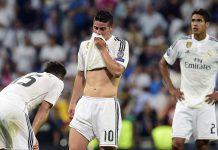 Skuat Real Madrid Kecewa © AFP